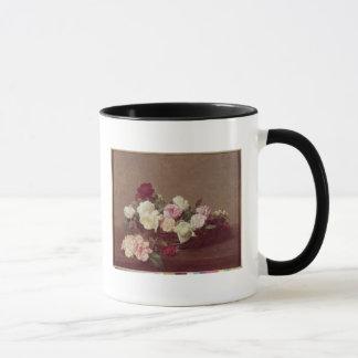 Mug Un panier des roses, 1890