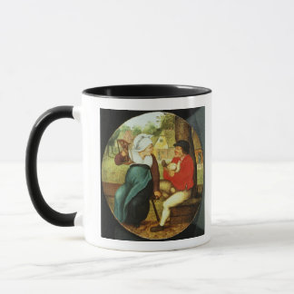 Mug Un proverbe flamand