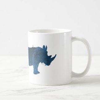 Mug Un rhinocéros