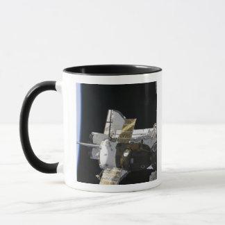 Mug Un vaisseau spatial accouplé de Soyuz