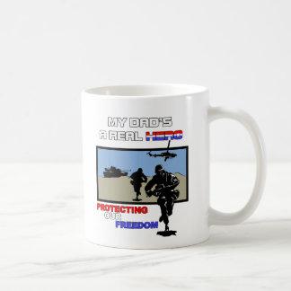 Mug Un vrai héros - militaires