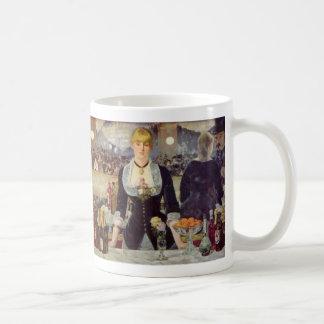 Mug Une barre chez le Folies-Bergère - l'Edouard Manet