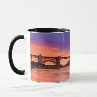 Mug Une capture de golden gate bridge de San Francisco