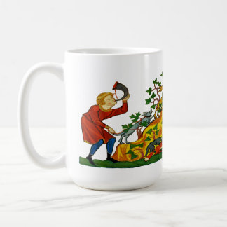 Mug Une chasse nous irons