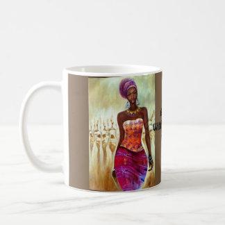 Mug Une femme est