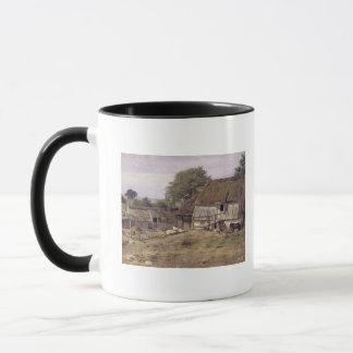 Mug Une ferme en Suède, 1834