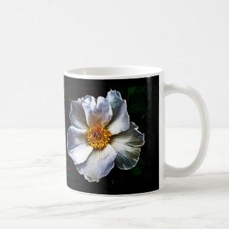 Mug Une fleur de rose de chien