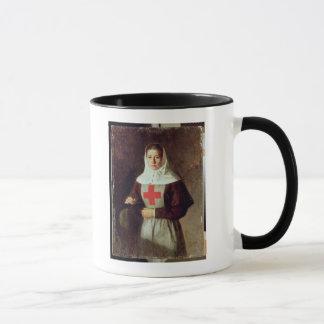 Mug Une infirmière, 1886