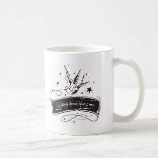 """Mug """"Une maison plus juste que la prose """""""
