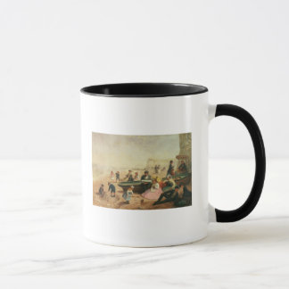 Mug Une scène de bord de la mer