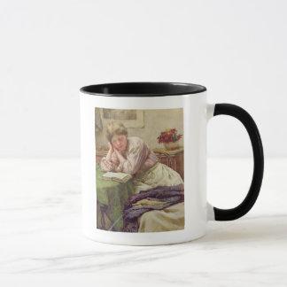 Mug Une tranquillité lue