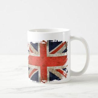 Mug Union Jack déchiqueté âgé