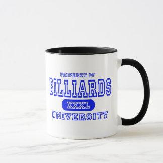 Mug Université de Billards
