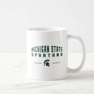 Mug Université de l'Etat d'État du Michigan du fanion