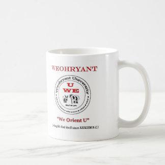Mug Université de Weohryant