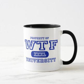 Mug Université de WTF