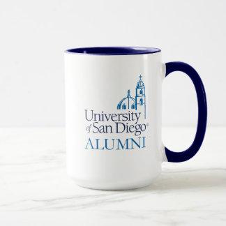 Mug Université des anciennes élèves de San Diego  