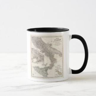 Mug Unter Italien, beider Sicilien - région de Naples