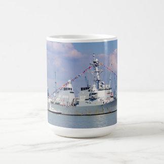 Mug USS Winston S Churchill