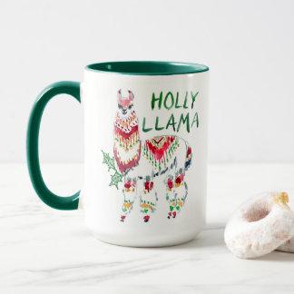 Mug Vacances de Boho de LAMA de HOUX