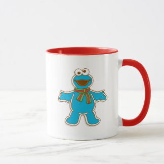 Mug Vacances de monstre de biscuit