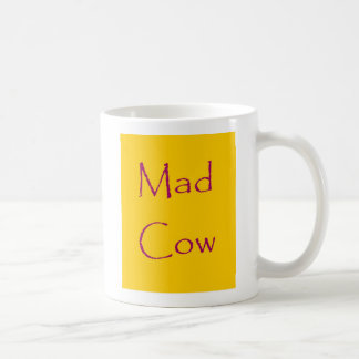 Mug vache folle