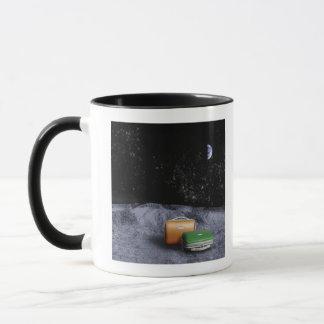 Mug Valises sur la lune