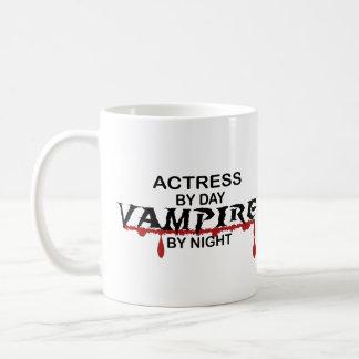 Mug Vampire d'actrice par nuit