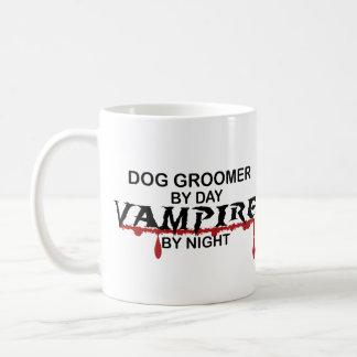 Mug Vampire de Groomer de chien par nuit