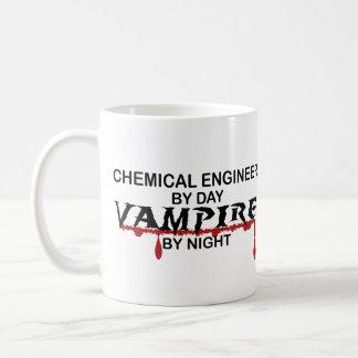 Mug Vampire d'ingénieur chimiste par nuit