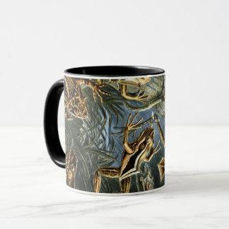 Mug Variété d'Ernst Haeckel de grenouilles exotiques :