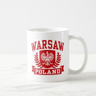 Mug Varsovie Pologne