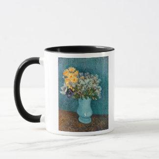 Mug Vase à Vincent van Gogh   de fleurs, 1887