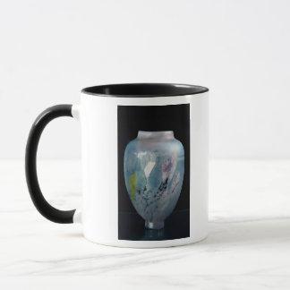 """Mug Vase en cristal, """"d'Automne de Les Veilleuses"""","""
