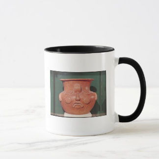 Mug Vase globulaire avec un visage, de Kalminaljuy