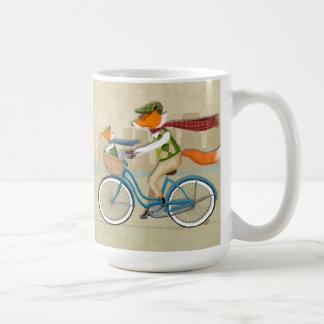 Mug Vélo de Fox
