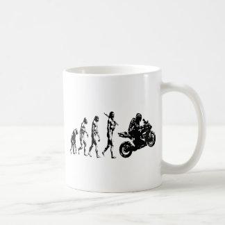 Mug vélo d'évolution