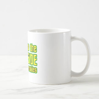 Mug Venez au Darkside nous prenons des biscuits