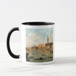 Mug Venise : Le Palais des Doges et le Molo du Ba