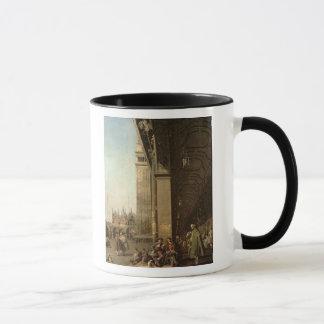 Mug Venise : Piazza di San Marco et la colonnade