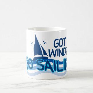 Mug Vent obtenu pour le marin