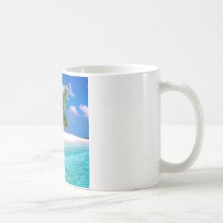 Mug Vents commerciaux d'île tropicale Maldives