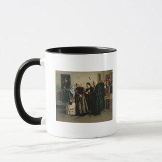 """Mug Verdict, """"non coupable"""", 1882"""