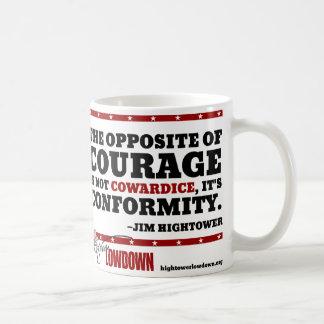 Mug Vérité de Hightower : L'opposé du courage (tasse)