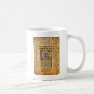 Mug Vers de bible de 31:26 de proverbes beau pour des