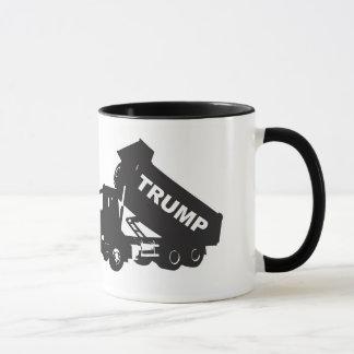 Mug Videz l'atout - camion à benne basculante