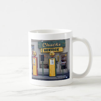 Mug Vieille station service