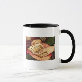 Mug Vierge et enfant avec des saints