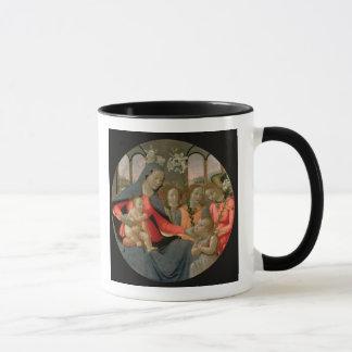 Mug Vierge et enfant avec St John le baptiste
