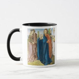 Mug Vierge Marie avec St John l'évangéliste